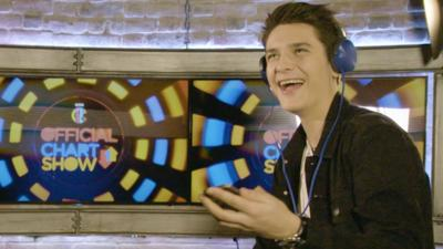 CBBC Official Chart Show - 'Say What?' The French edition