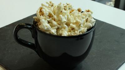 CBBC Dish Up - How to make Lemon Pepper Popcorn