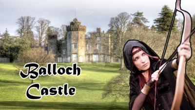 Balloch Castle Loch Lomand