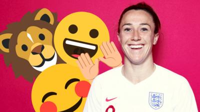 MOTD Kickabout - Lucy Bronze describes teammates as emojis