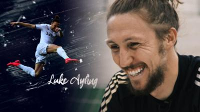 Match of the Day Kickabout - My Shirts: Leeds United's Luke Ayling