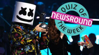 Newsround - Quiz of the Week
