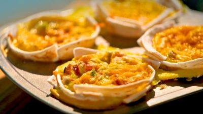 Matilda and the Ramsay Bunch - Tilly's Tasty Tortilla Cups