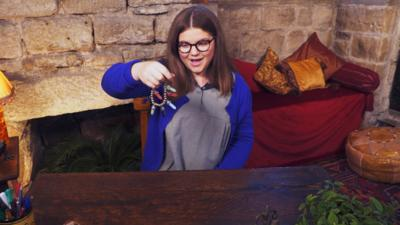 The Worst Witch - Maud's Diary: I've found a magic bracelet!