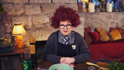 The Worst Witch - Maud's Diary: Time for a makeover?
