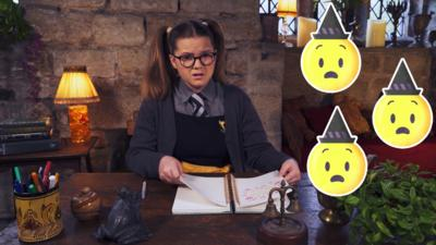 The Worst Witch - Maud's Diary: I've double booked!