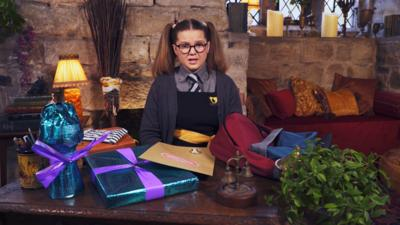The Worst Witch - Maud's Diary: What should I pack?