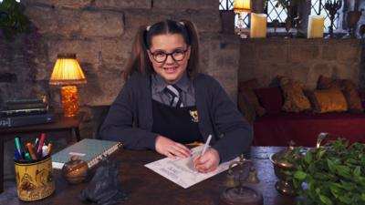The Worst Witch - Maud's Diary - Coming Soon