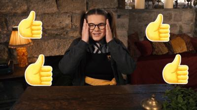 The Worst Witch - Maud's Diary Quiz