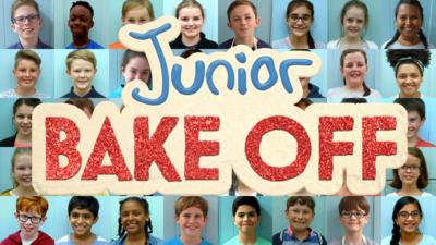 Junior Bake Off - Meet the Bakers