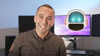 Technobabble - Meet the Vlogster