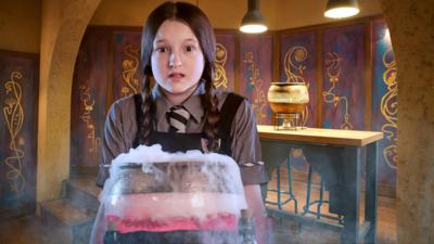 The Worst Witch - Witchenese Potion Mix-Up