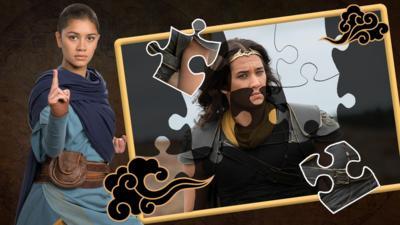 The New Legends of Monkey - Jigsaw: New Legends of Monkey