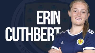 MOTD Kickabout - You Ask: Scotland's Erin Cuthbert