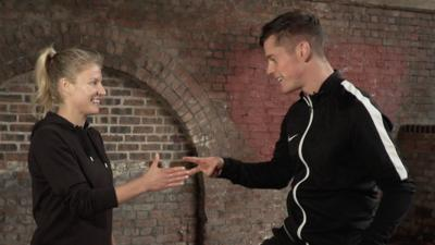 MOTD Kickabout - Freestyle Challenge: John vs Aguska Mnich