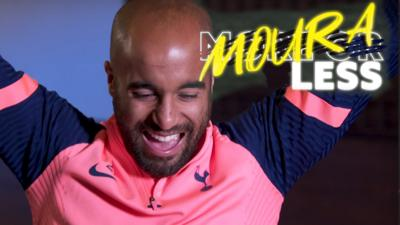Match of the Day Kickabout - Lucas Moura takes on 'Moura Less'?