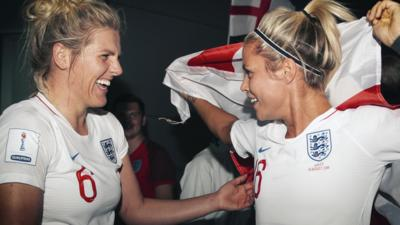 MOTD Kickabout - Meet the England Women's World Cup squad
