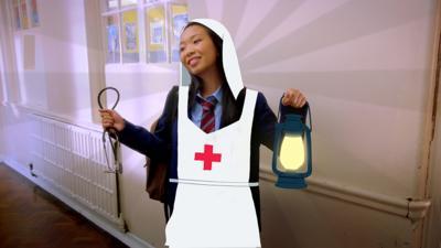 Hank Zipzer - Quiz: Are you a motivated medic like Ashley?