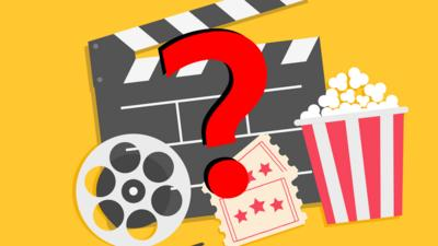 CBBC - Quiz: Movie Generator