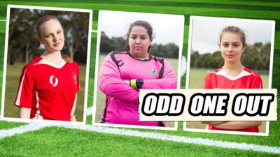 Mustangs FC - Mustangs FC: Odd One Out