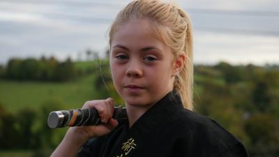 My Life  - Ninja Girl