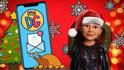 The Dumping Ground - My DG - Sasha Claus