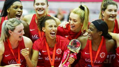 BBC Sport - Do you know your netball nicknames?