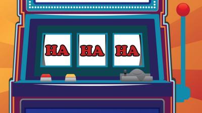 CBBC - The Dad Joke Generator