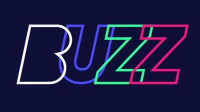 Buzz app logo.
