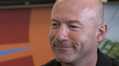 MOTD Kickabout - Interview with football legend Alan Shearer
