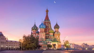 Newsround - Quiz: What do you know about Russia?