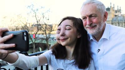 Nikki Lilly Meets - Nikki Lilly Meets: Jeremy Corbyn
