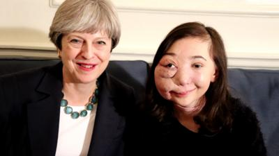 Nikki Lilly Meets - Nikki Lilly Meets: Theresa May