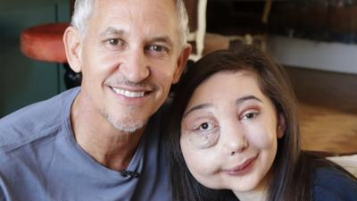 Nikki Lilly Meets - Nikki Lilly Meets: Gary Lineker