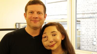 Nikki Lilly Meets - Nikki Lilly Meets: Dermot O'Leary