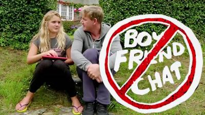 Matilda and the Ramsay Bunch - Tilly's banning Dad's boyfriend banter!