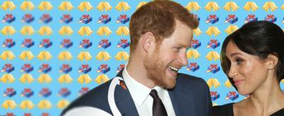 Meghan Markle, Prince Harry.
