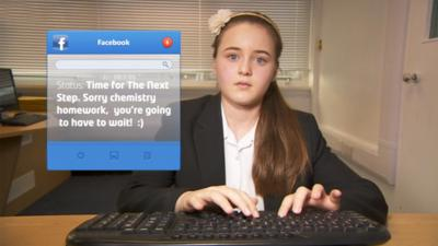 Stay Safe - Newsround: Your thoughts on social media