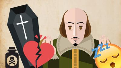 Newsround - Quiz: Guess the emoji Shakespeare plays