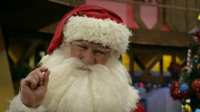 Odd Squad - Santa visits the Odd Squad Headquarters