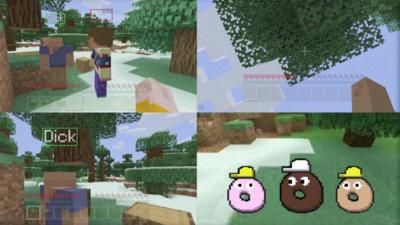 OOglies - Ooglies meets...Minecraft