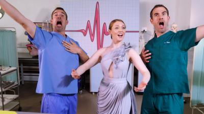 Operation Ouch! - Dr Xand tries opera singing
