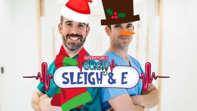 Operation Ouch! - Quiz: Operation Ouch's Sleigh & E