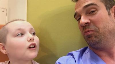 Operation Ouch! - Dr Chris catches up with Ruby