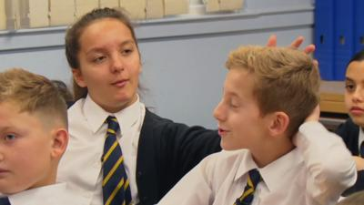 Our School - Are siblings awesome or annoying?