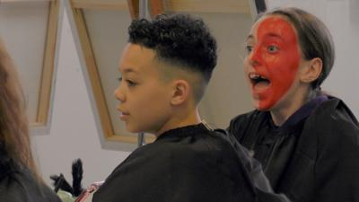 Our School - Our School: Summer Camp Makeover Challenge