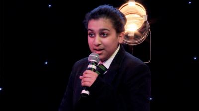 Our School 4 - Can Ameera conquer her performance nerves?