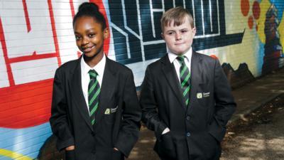 Our School - Thomas' behaviour gets him into trouble