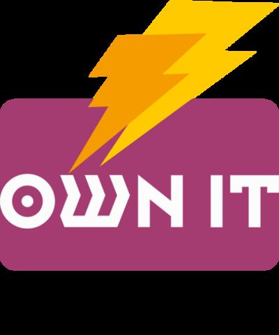 Own It logo.
