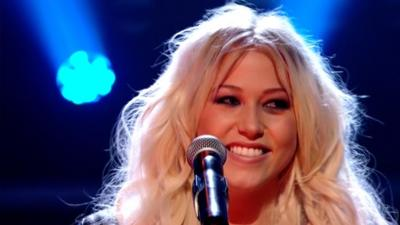 Sam & Mark's Big Friday Wind-Up  - Amelia Lily Performance